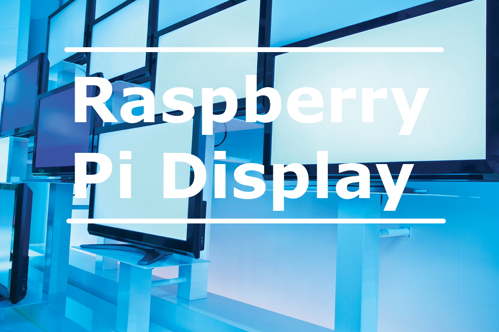 Set up a Raspberry Pi as a window display (kiosk mode)